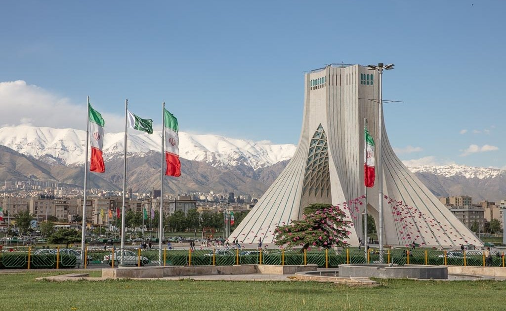 Azadi Tower, Adazi Tower Tehran, Freedom Tower, Freedom Tower Tehran, Tehran, Iran