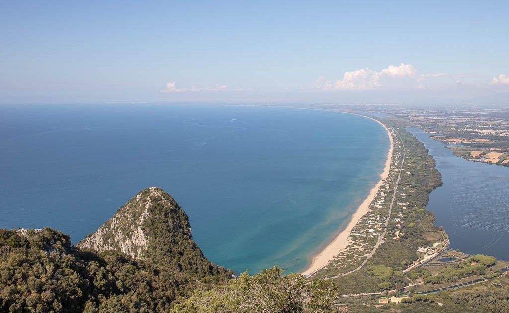 Mount Circeo, San Circeo Felica, Sabaudia Latina, Lazio, Italy