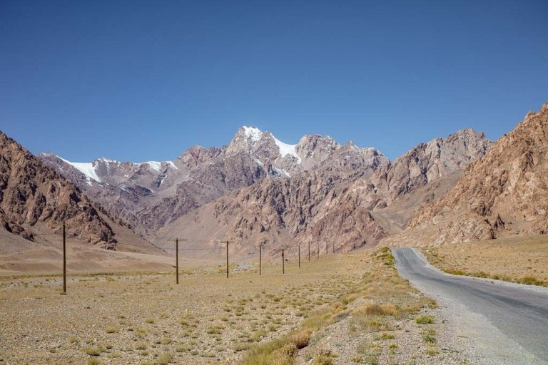 Pamir Highway, Tajikistan, Pamir, GBAO, Gorno Badakshan Autonomous Oblast, Badakshan