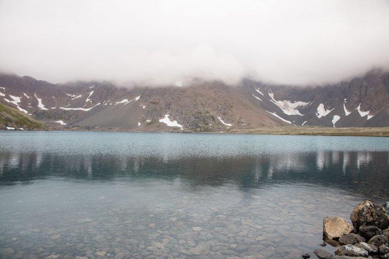 Rabbit Lake, Rabbit Lake Alaska, Rabbit Anchorage, Rabbit Lake Trail, Alaska, Chugach State Park
