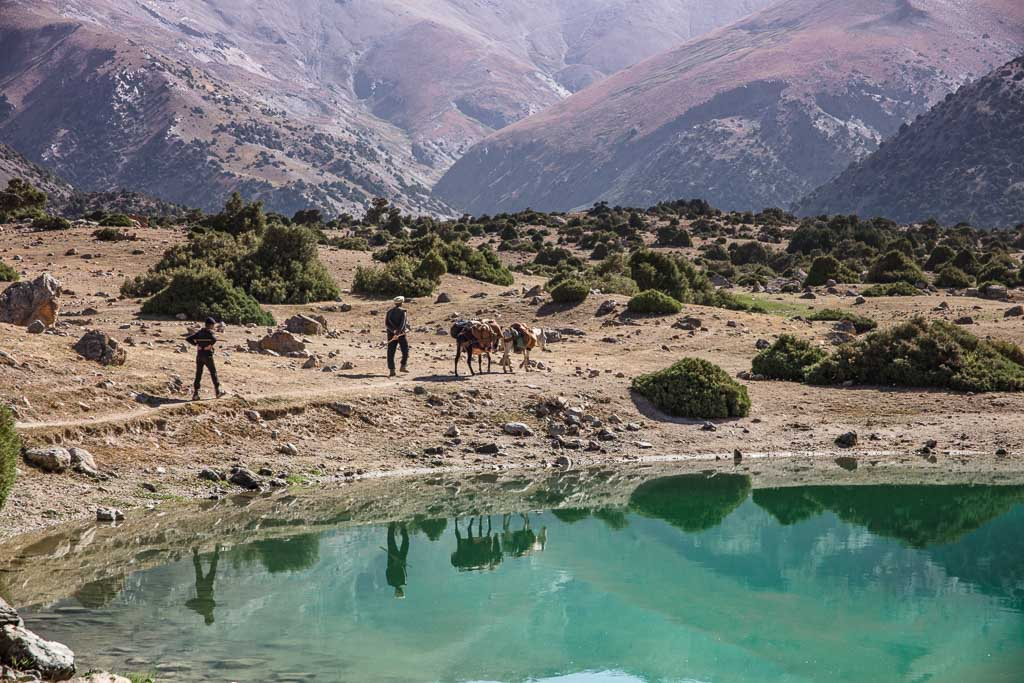 Kulikalon, Fann Mountains, Tajikistan