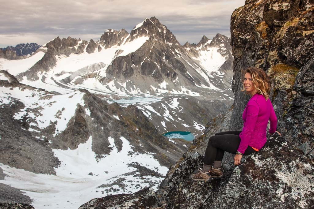 Backdoor Gap, Alaska, Hatcher Pass, Bomber Traverse, Talkeetnas, Talkeetna Mountains