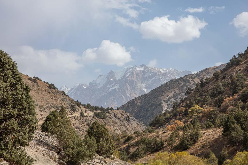 Dukdon Pass, Fann Mountains, Sughd, Tajikistan, Central Asia