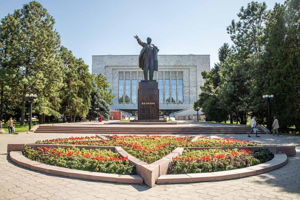 Lenin Statue, Lenin Bishkek, Bishkek