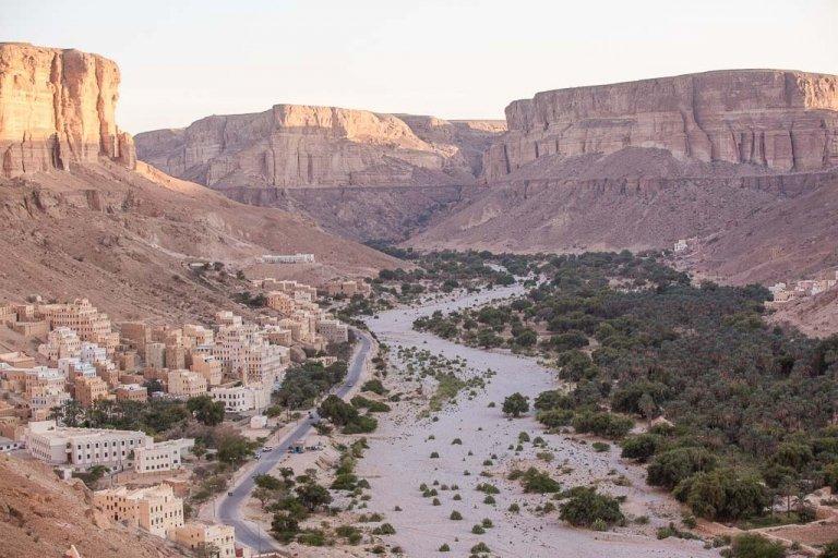 Khayla, Wadi Doan, Wadi Dawan, Wadi Da'wan, Yemen, Hadhramaut, Middle East, Arabia