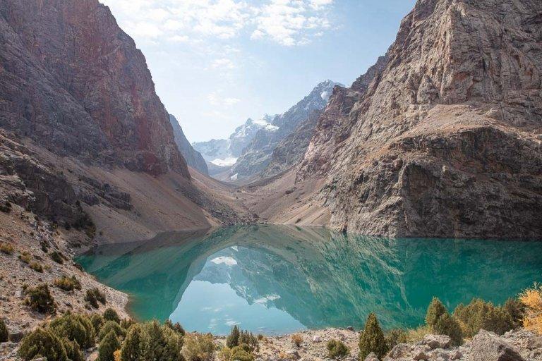 Bolshoi Allo, Fann Mountains, Sughd, Tajikistan