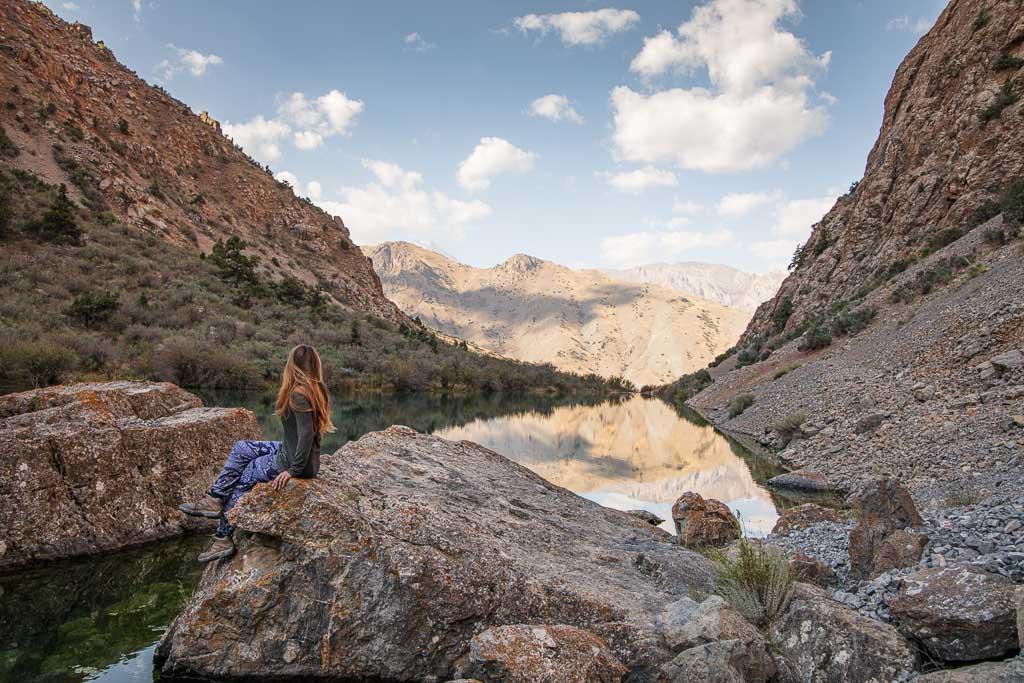 Maloye Allo, Zindon River, Zindon Valley, Fann Mountains, Tajikistan