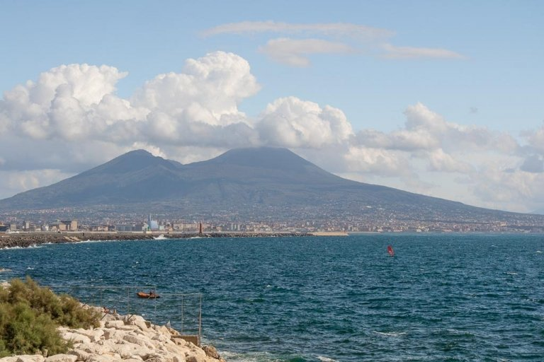 Mount Vesuvius, Naples, Campania, Italy
