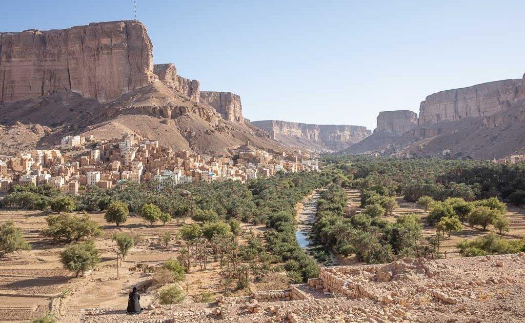 Al Khuraiba, Al Khuraiba Yemen, Wadi Daw'an, Wadi Doan, Wadi Hadhramaut, Hadhramaut, Yemen