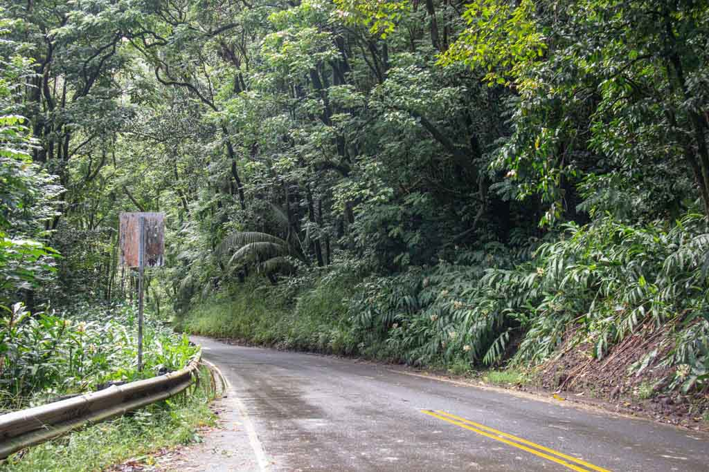 Hana Highway, Road to Hana, Maui Hawaii
