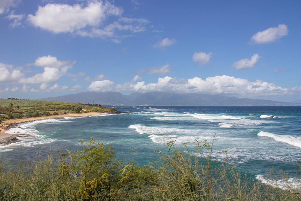 Hookipa Beach, Hookipa Lookout, Hookipa, Hana, Hana Highway, Road to Hana, Maui, Hawaii