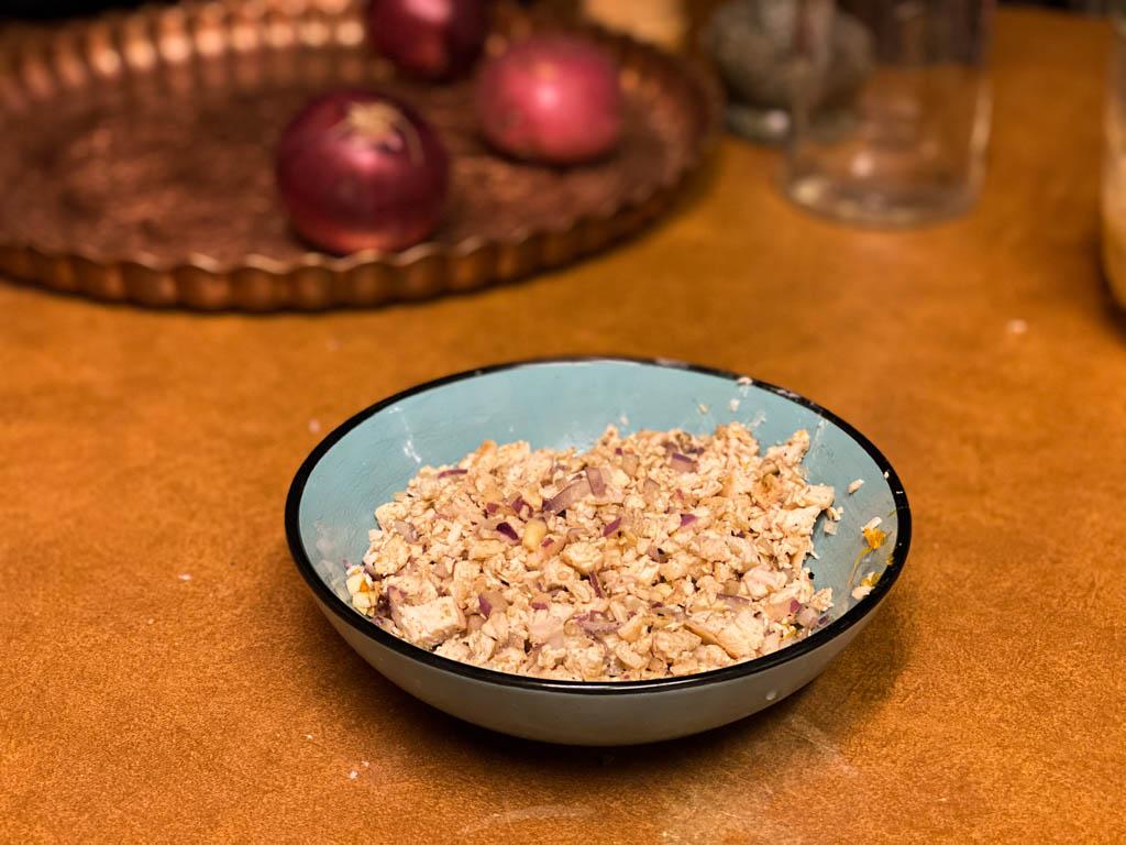 Chicken Samsa, Uzbek Samsa, Samsa, Central Asian food, Uzbek Samsa recipe,