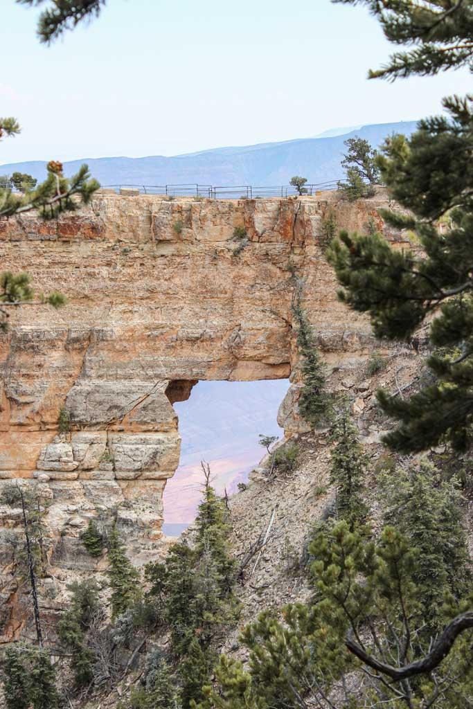 Angel's Window, Grand Canyon North Rim, Arizona