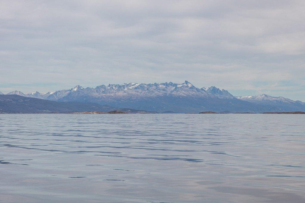 Beagle Channel, Isla Navarino, Chile, Navarino Island, South America, Dientes de Navarino