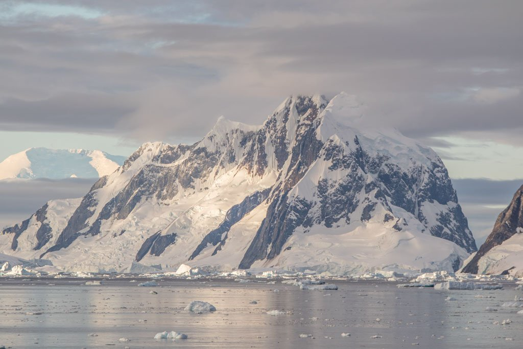 Booth Island, Girard Bay, Lemaire Channel, Antarctica