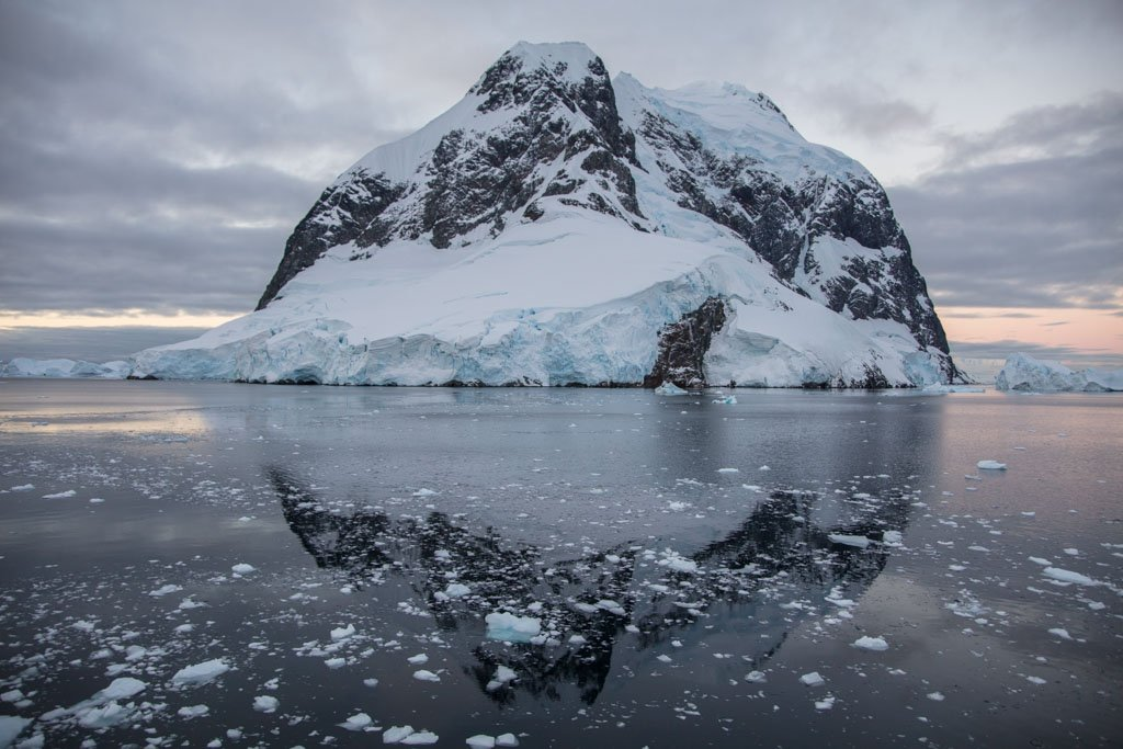 Booth Island, Lemaire Channel, Antarctica