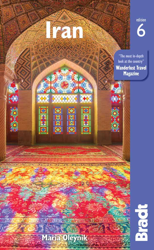 Bradt Iran