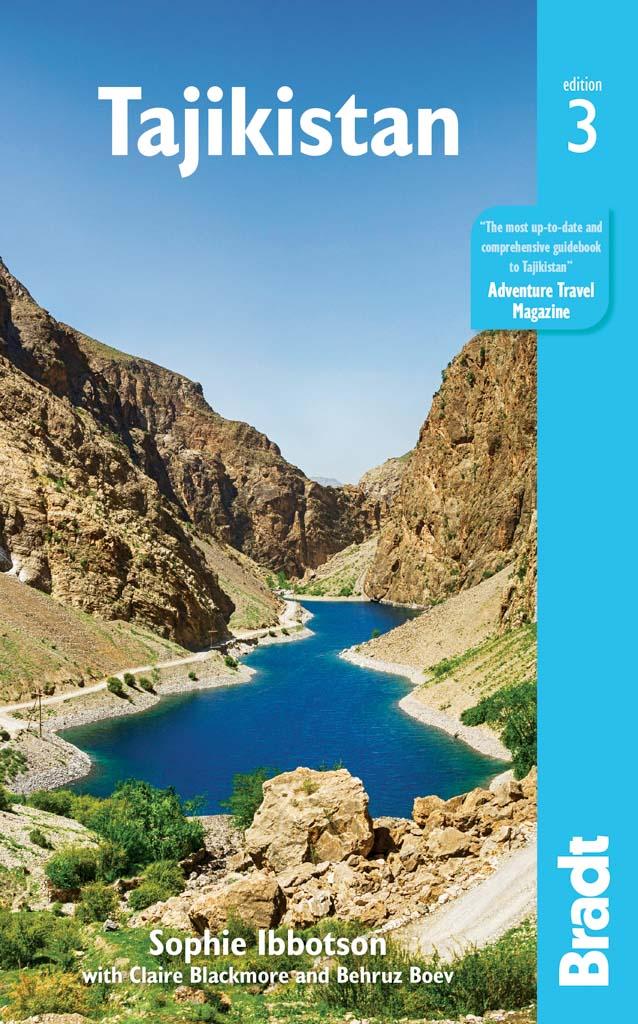 Bradt Tajikistan