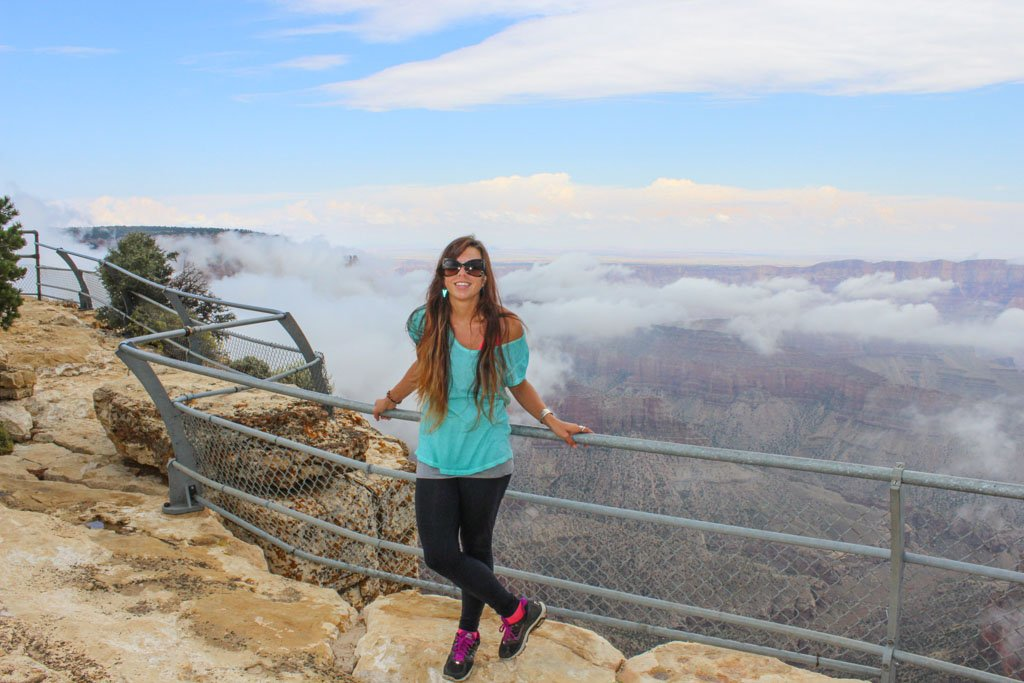 Cape Royal, North Rim Grand Canyon, Arizona