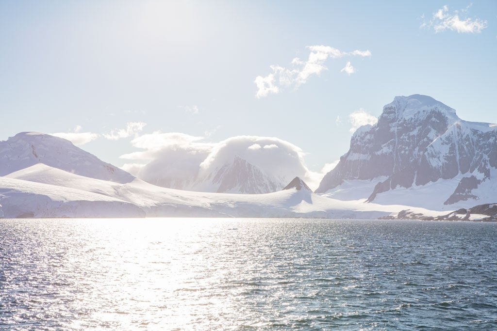 Flandres Bay, Danco Coast, Lemaire Channel, Antarctica