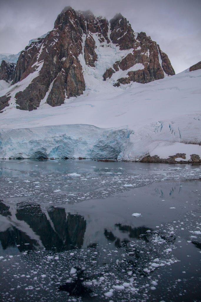 Graham Land, Lemaire Channel, Antarctica