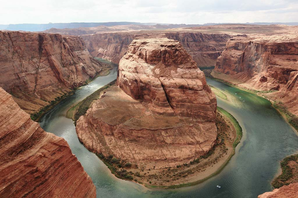 Horseshoe Bend, Glen Canyon National Recreation Area, Arizona
