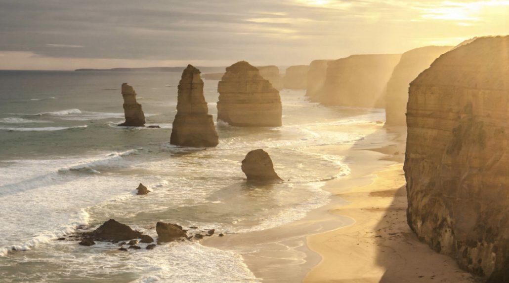 Great Ocean Road, 12 Apostles, Australia