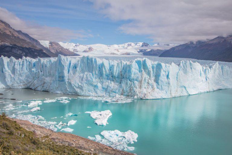 Perito Moreno Glacier, Los Glaciares National Park, Patagonia, Argentina, Lake Argentino, Lago Argentino