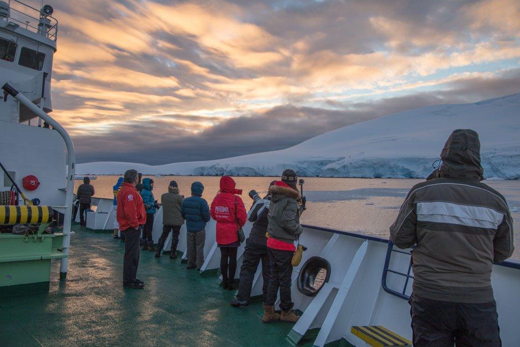 Pleneau Island, Lemaire Channel, Antarctica, Ortelius