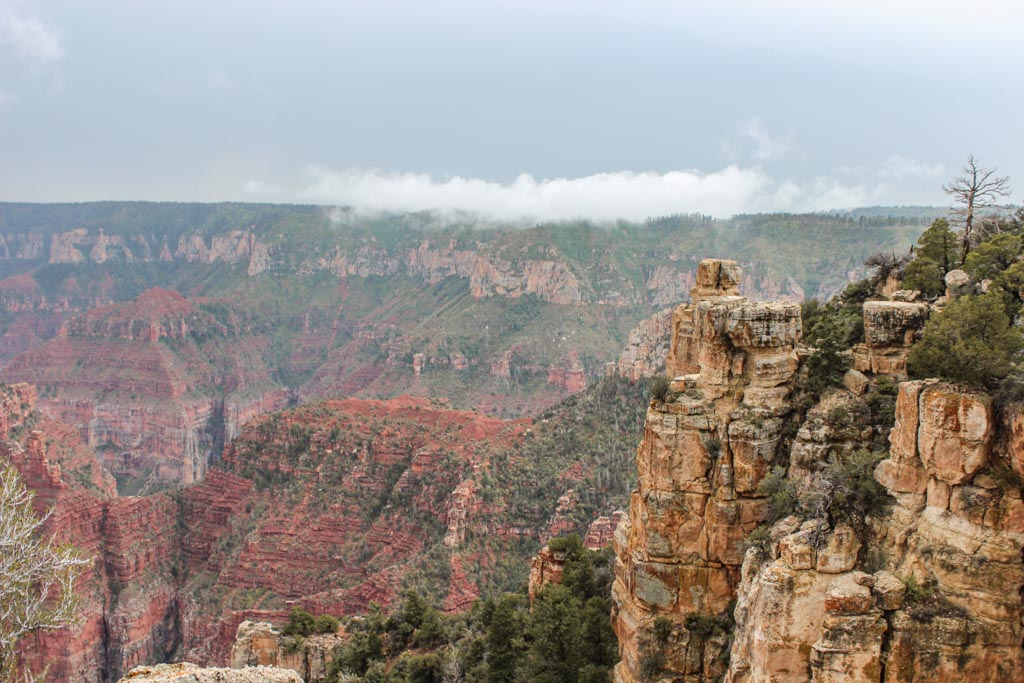 Point Imperial, Grand Canyon North Rim, Arizona