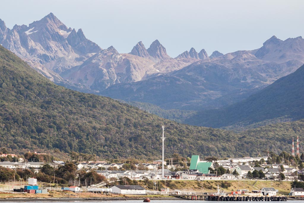 Puerto Williams, Navarino, South America Island, Chile, Southernmost town in the world, Isla Navarino, Dientes de Navarino, South America