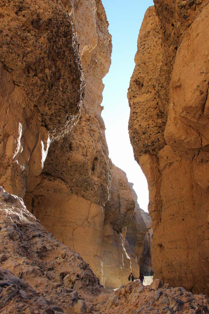 Sesriem Canyon, Sesriem, Sossusvlei, Namib-Naukluft National Park, Namibia