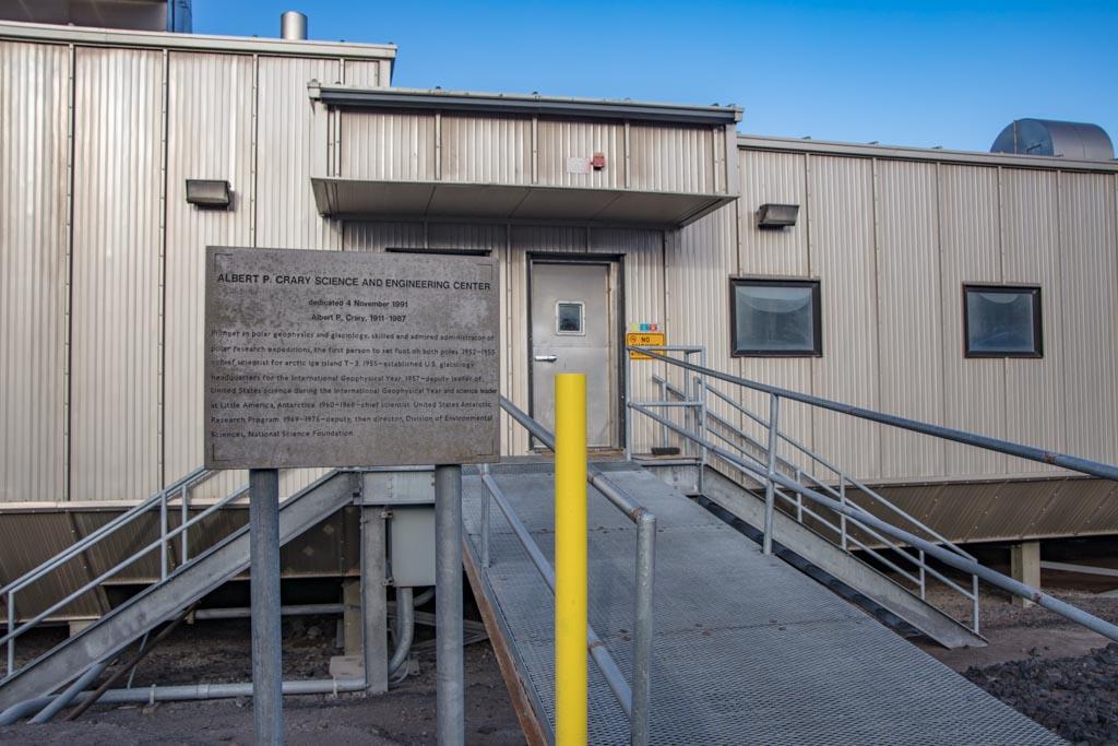 Albert P. Crary Science & Engineering Center, McMurdo Station, Antarctica
