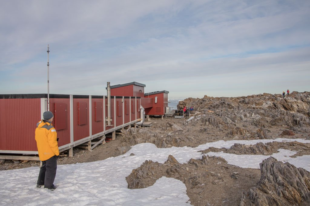 Gondwana Station, Terra Nova Bay, Antarctica