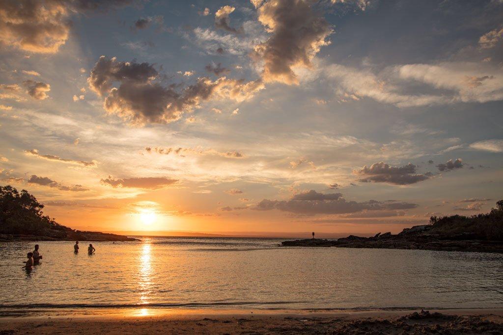 Honeymoon Bay, Jervis Bay, New South Wales, Australia