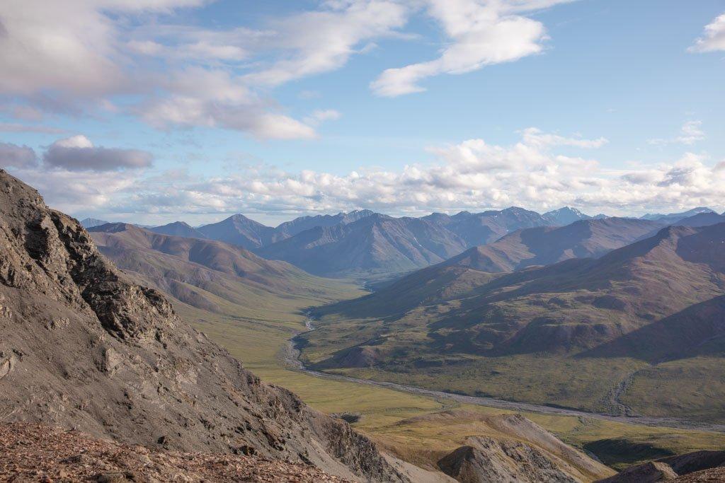 Kuyuktuvuk Creek, Kuyuktuvuk, Gates of the Arctic, Alaskan Arctic, Arctic, Northern Alaska, Gates of the Arctic National Park, Alaska