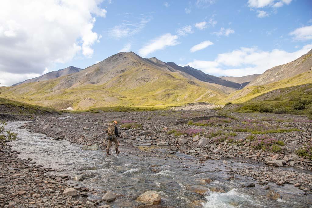 Kuyuktuvuk Creek, Gates of the Arctic, Alaska