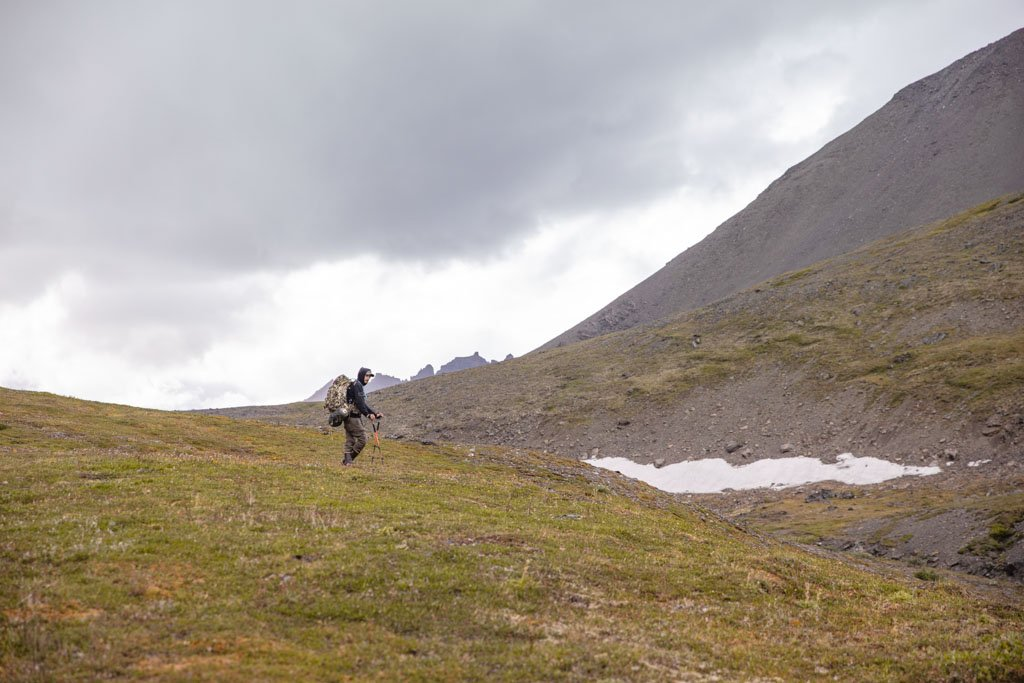 Oolah Pass, Gates of the Arctic, Alaska