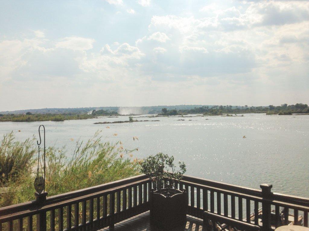 Royal Livingston Hotel, Zambezi River, Victoria Falls, Zambia