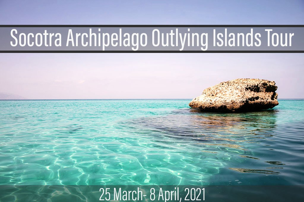 Socotra outlying islands tour, Abd al Kuri, Samha, Darsa
