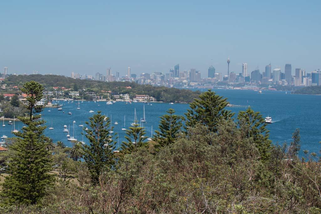 Manns Point, Sydney, Sydney Skyline, New South Wales, Australia