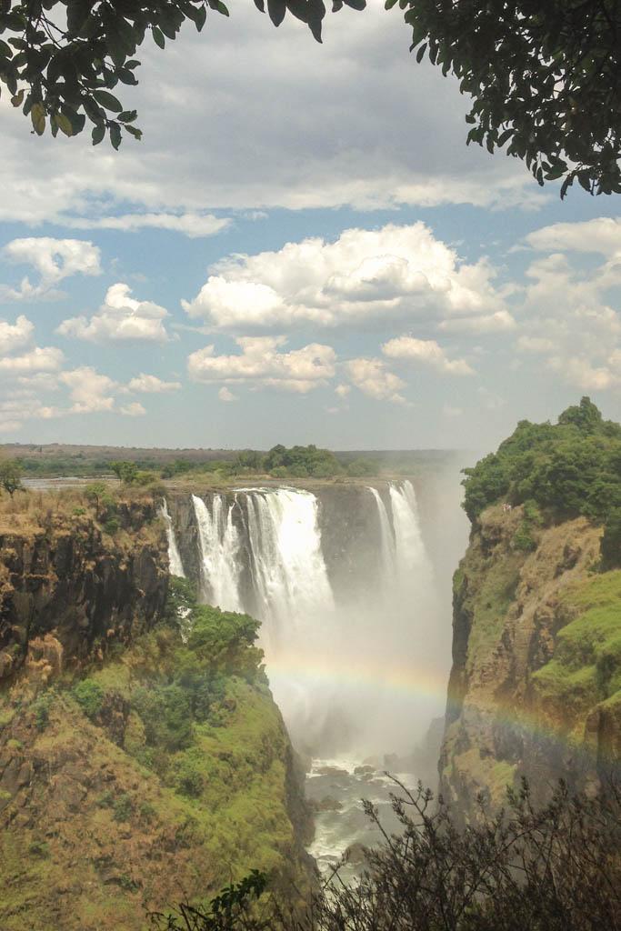 Victoria Falls, Mosi oa Tunya, Zimbabwe, Africa