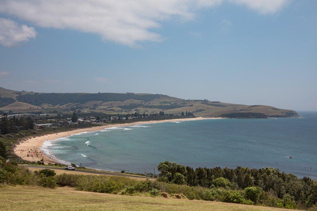 Werri Beach, Gerringong, New South Wales, Australia