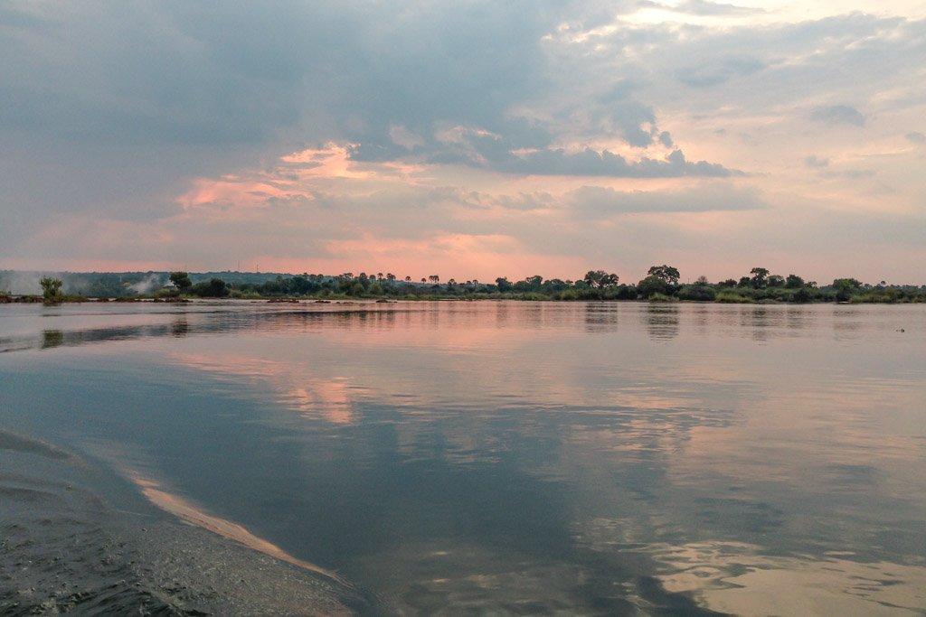 Zambezi River & Livingston Island, Zambia