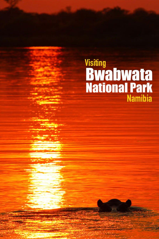 Visiting Bwabwata National Park, Namibia