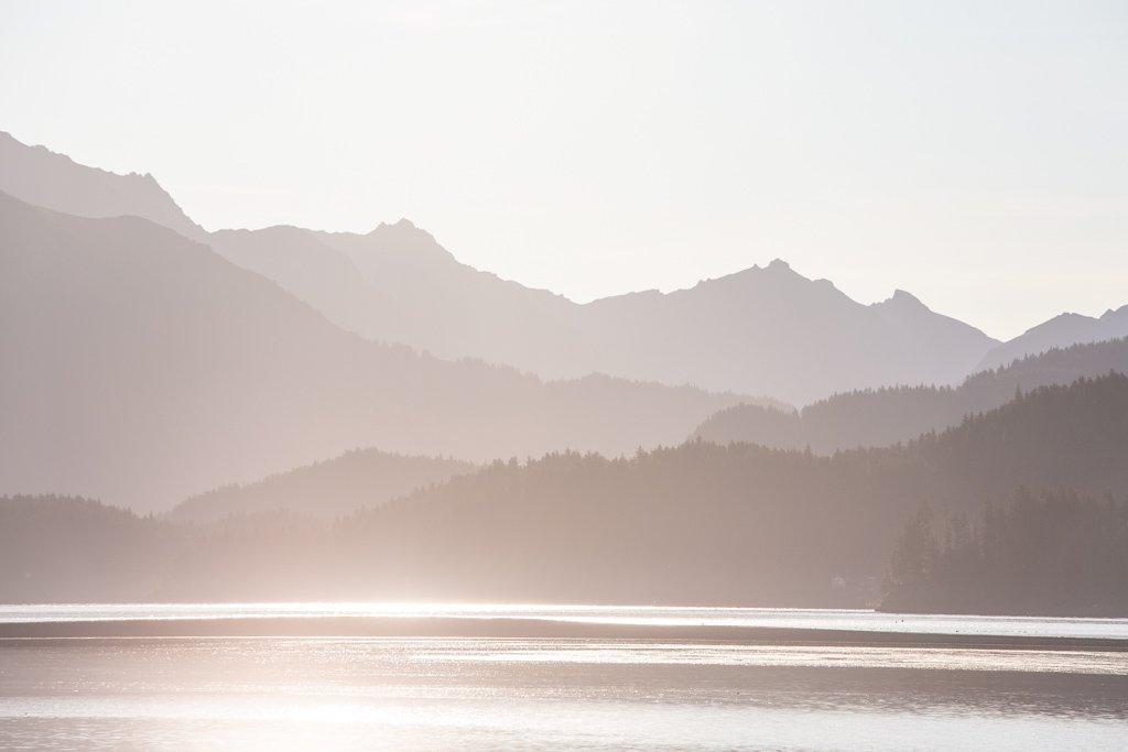 Kasitsna Bay, MacDonald Spit, Alaska