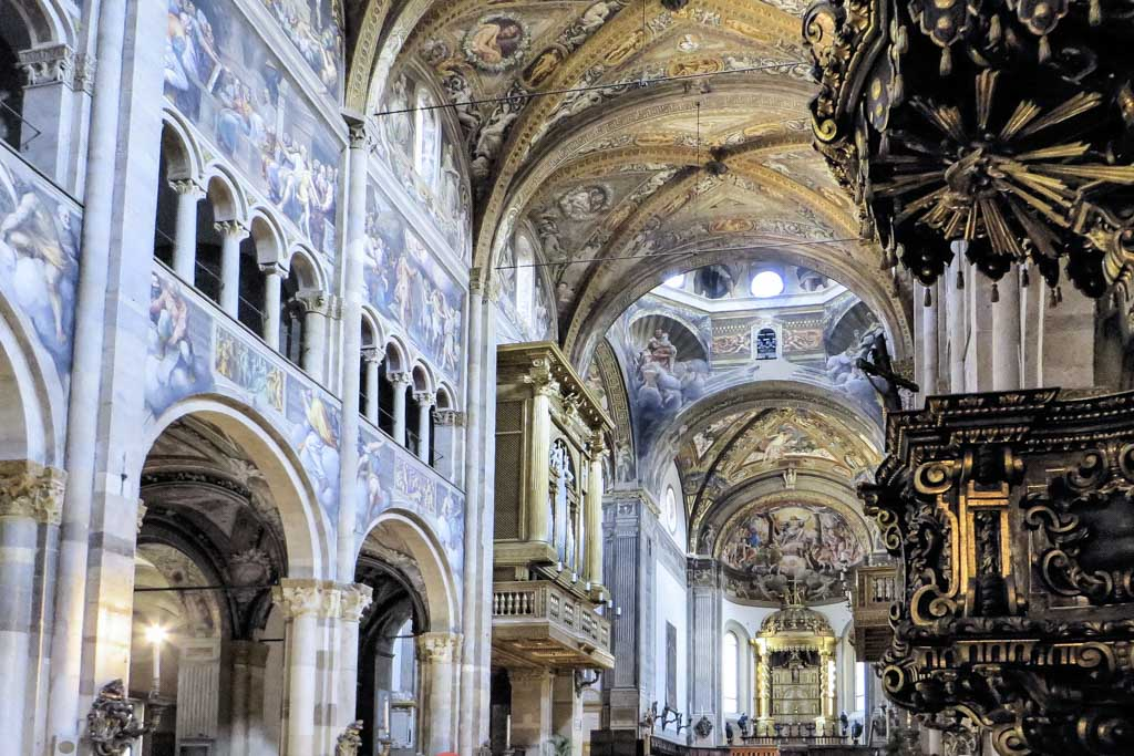 Parma Cathedral, Cattedrale di Parma, Parma, Italy