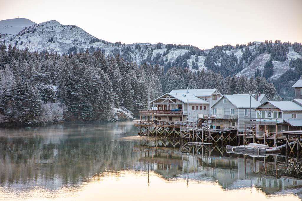 Seldovia, Kachemak Bay, Kenai Peninsula, Alaska