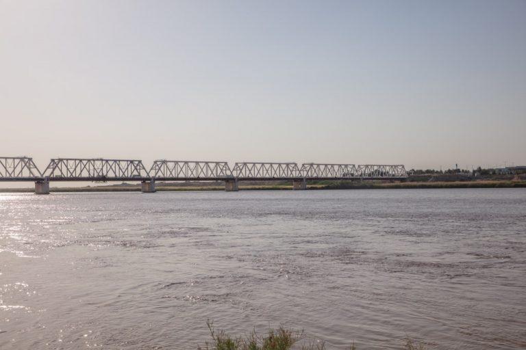Friendship Bridge, Hairatan, Uzbekistan-Afghanistan Border