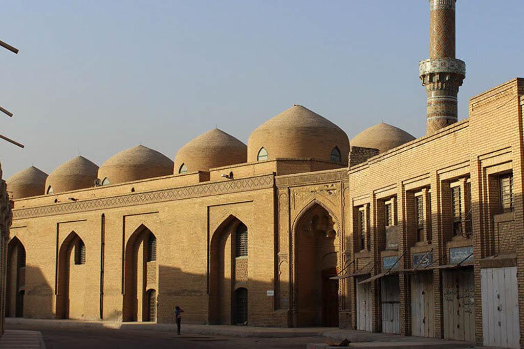 Iraq Tour, Iraq